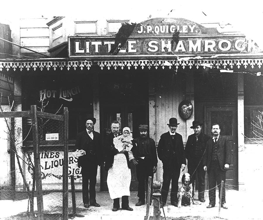 Little Shamrock - San Francisco