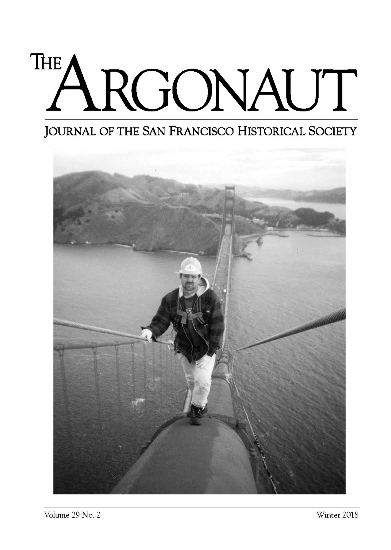 The Argonaut Jan/Feb 2019 - Cover
